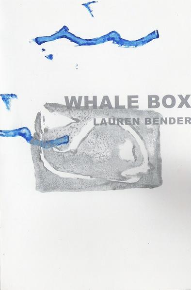 Whale Box by Lauren Bender
