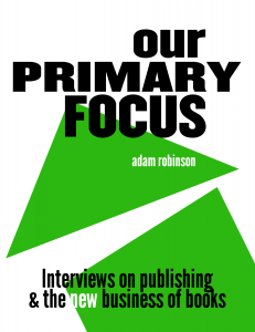 cover: Adam Robinson