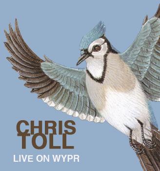 Chris Toll at WYPR