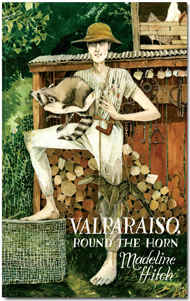 Book cover: Valparaiso, Round the Horn