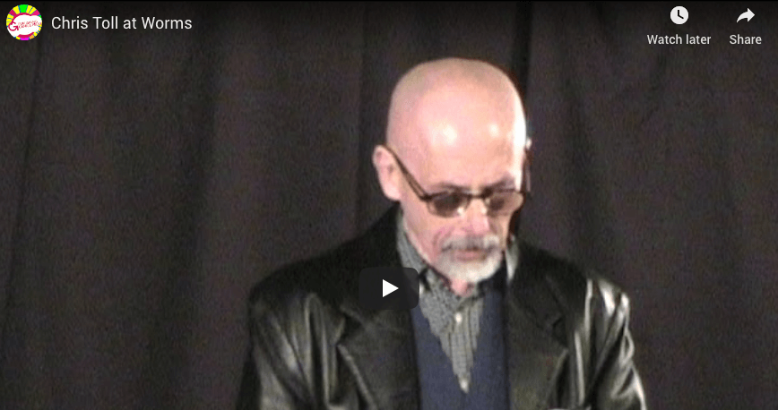New Chris Toll Video